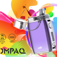 【VAPE】Eleaf Pico Compaq POD Vape Kit
