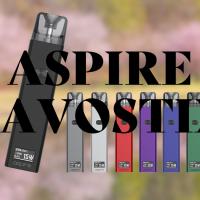 【VAPE】ASPIRE(アスパイア)Favostix(ファボスティックス)レビュー