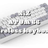 【キーボード】NiZ ATOM66 静電容量無接点方式 パソコン用キーボード レビュー