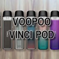 【VAPE】VOOPOO VINCI POD(ヴィンチポッド)レビュー