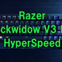 【キーボード】Razer Blackwidow V3 Mini HyperSpeed (レイザー ブラックウィドウ V3 ミニ ハイパースピード)レビュー