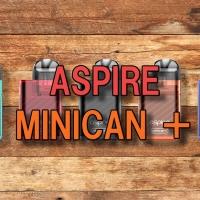 【VAPE】ASPIRE(アスパイア) Minican+ (ミニカン プラス) POD レビュー